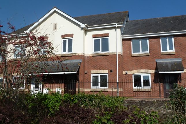 Thumbnail Terraced house to rent in Exe Street, Exeter
