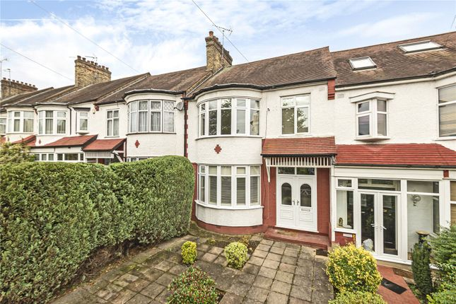 Thumbnail Terraced house for sale in Oxford Gardens, Winchmore Hill, London