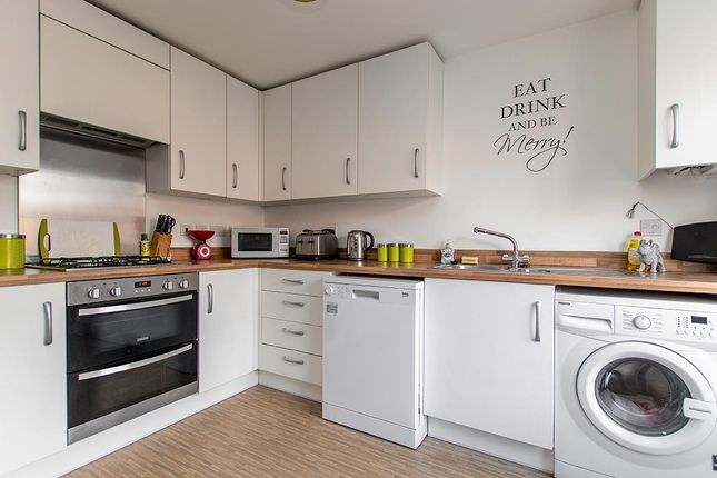 Kitchen of Stonebridge Way, Calverton, Nottingham NG14