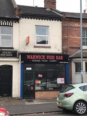 Thumbnail Restaurant/cafe to let in 170 Emscote Road, Warwick, Warwickshire
