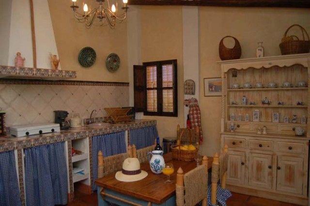 Kitchen of Spain, Málaga, Villanueva Del Rosario