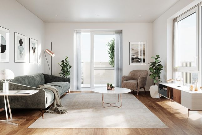 Thumbnail Flat for sale in Dalmeny Avenue, London