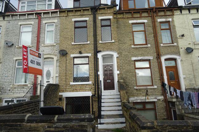 Thumbnail Terraced house to rent in Morningside, Bradford