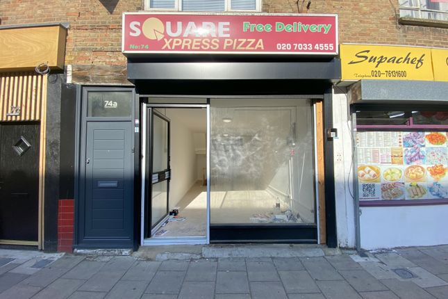 Thumbnail Retail premises for sale in Hoxton Street, London