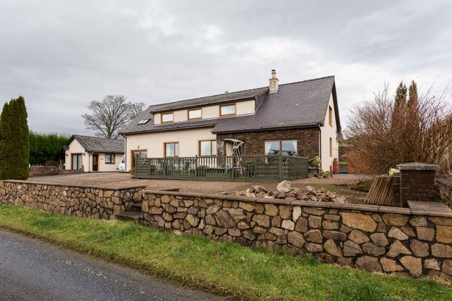 Thumbnail Detached house for sale in Torlundy, Fort William, Highland