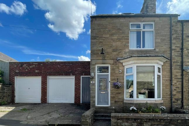 Thumbnail Semi-detached house for sale in Paragon Street, Stanhope, Bishop Auckland
