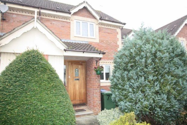 Thumbnail Terraced house to rent in The Poplars, Chippenham