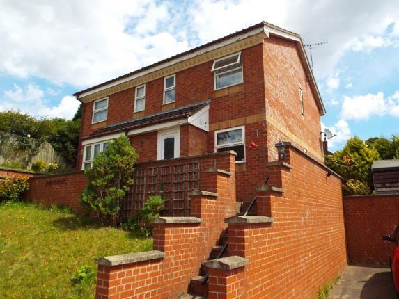 Thumbnail Semi-detached house for sale in Fakenham, Norfolk