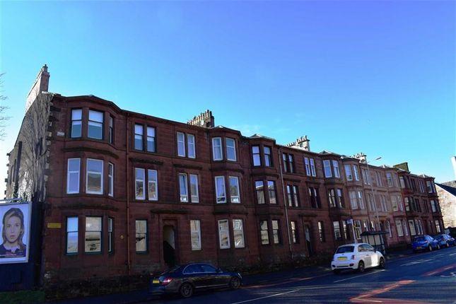 Thumbnail Flat for sale in Flat 2/2, 33, Brougham Street, Greenock, Renfrewshire