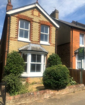 Thumbnail Detached house to rent in Cornfield Road, Reigate, Surrey