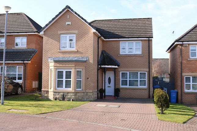 Thumbnail Detached house for sale in Staybrae Grove, Crookston, Glasgow