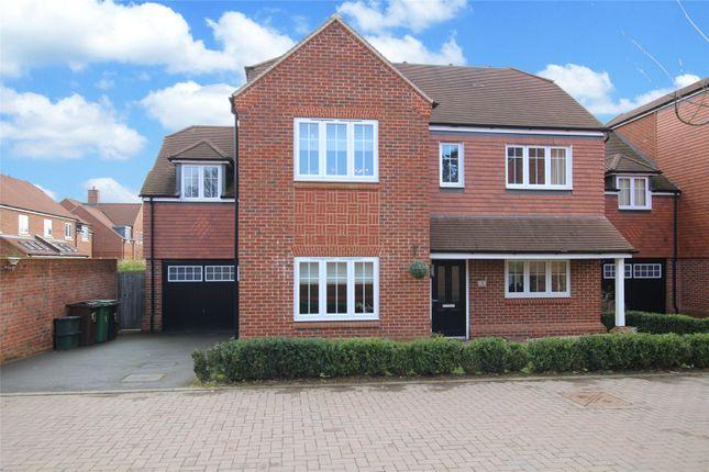 Thumbnail Detached house for sale in Scott Close, Kings Park, St. Albans, Hertfordshire