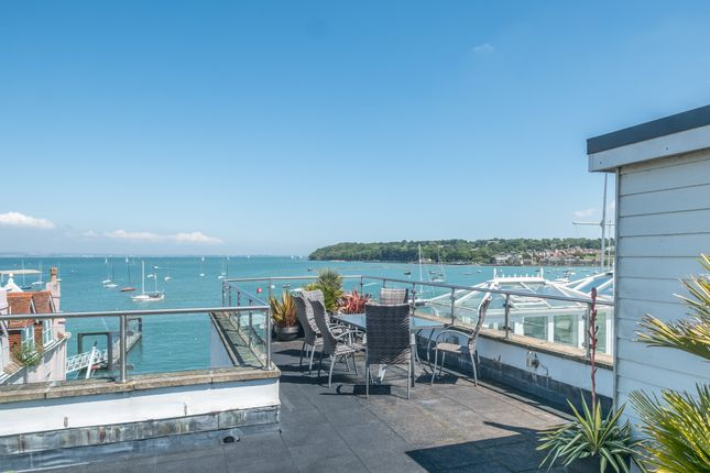 Thumbnail Flat for sale in High Street, Cowes