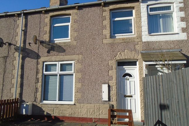 Thumbnail Terraced house for sale in Portia Street, Ashigton