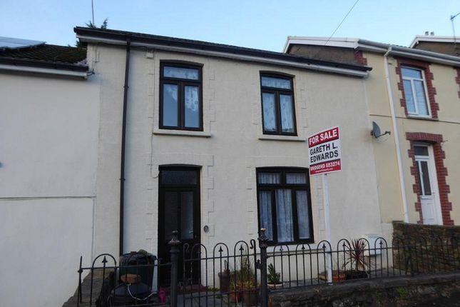 Thumbnail Property for sale in Fenton Place, Pontycymmer, Bridgend.