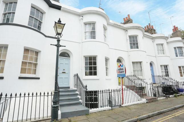 Thumbnail Terraced house for sale in Guildford Lawn, Ramsgate