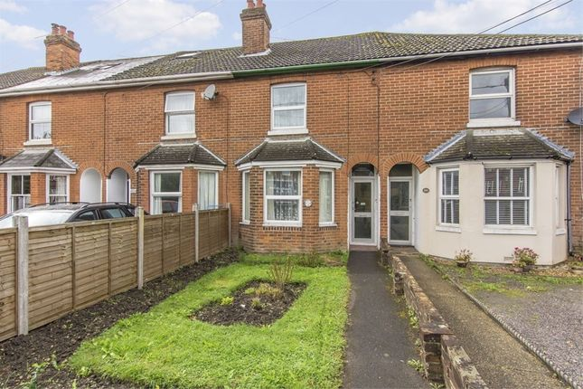 Terraced house for sale in Bournemouth Road, Chandler's Ford, Eastleigh, Hampshire