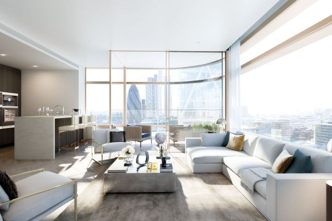 Thumbnail Flat for sale in 115 Worship Street, Shoreditch, London