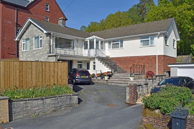 Thumbnail Detached bungalow for sale in Western Promenade, Llandrindod Wells