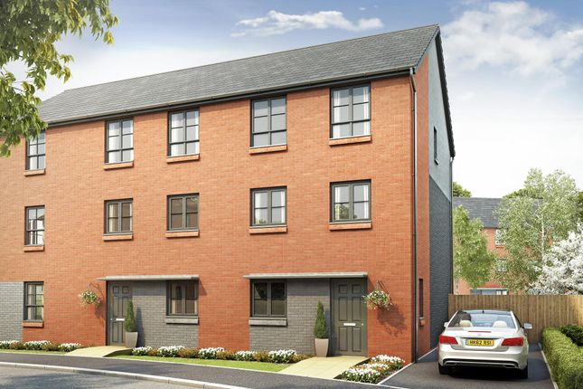 "4 bedroom terraced house for sale in ""Leven"" at Whimbrel Way, Braehead, Renfrew"