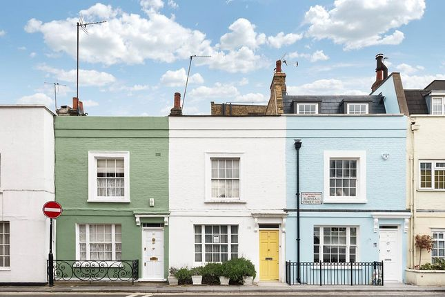 Thumbnail Terraced house for sale in Burnsall Street, Chelsea, London