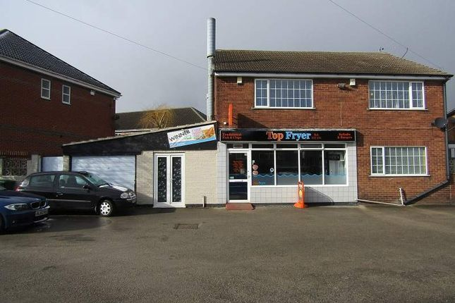 Thumbnail Restaurant/cafe for sale in The Oval, Sutton-In-Ashfield