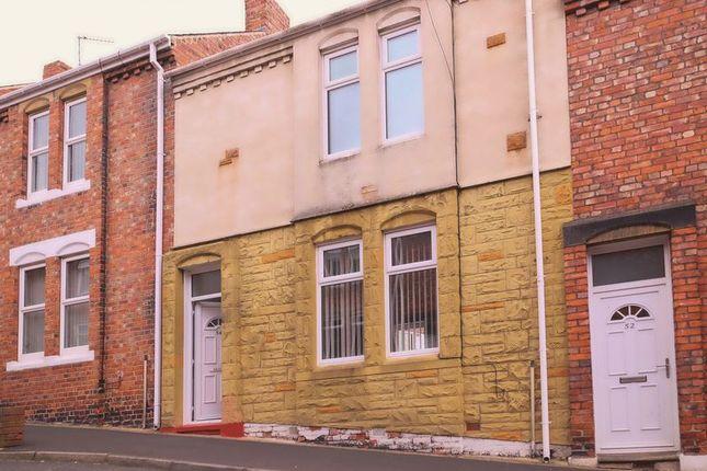 Thumbnail Terraced house for sale in Westmacott Street, Newburn, Newcastle Upon Tyne