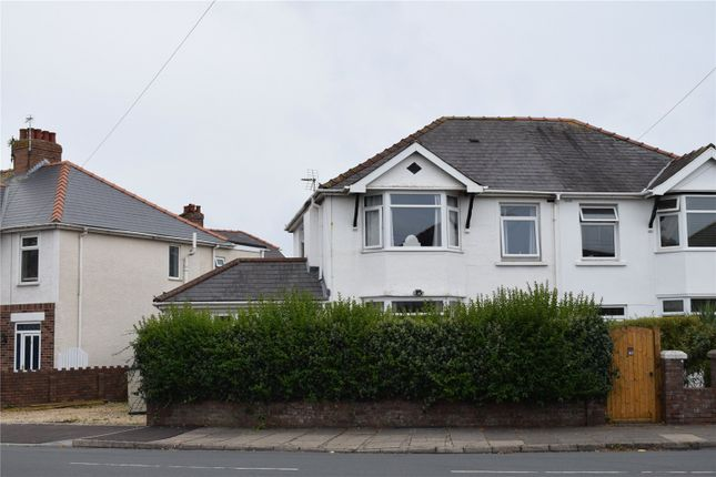 4 bed semi-detached house for sale in Northways, Porthcawl CF36