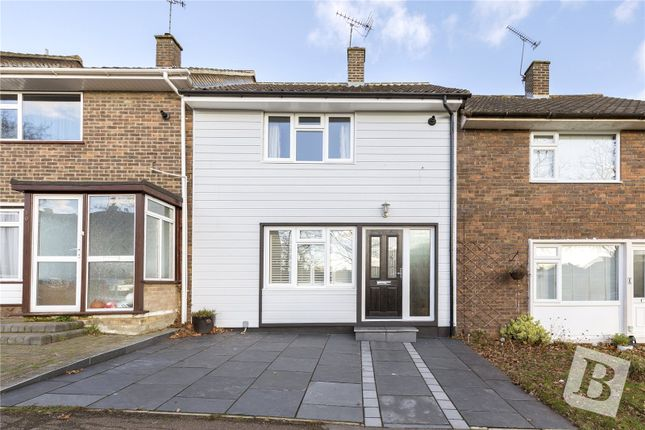 Thumbnail Terraced house for sale in Paprills, Lee Chapel South, Essex