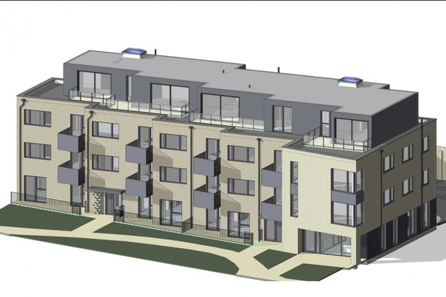 Thumbnail Flat to rent in Priory Way, Southall