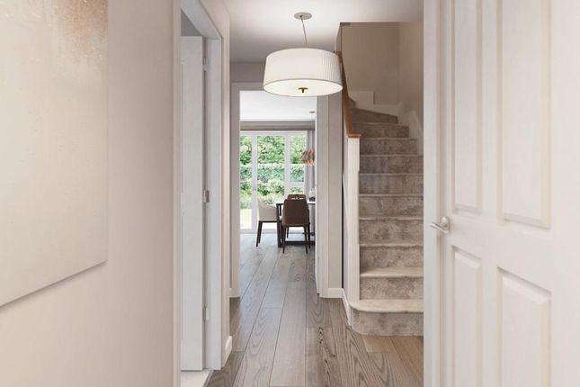 Borthwick Hallway