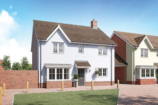 """Thumbnail Property for sale in """"The Winkfield"""" at Factory Hill, Tiptree, Essex CO5 0Rf, Tiptree,"""