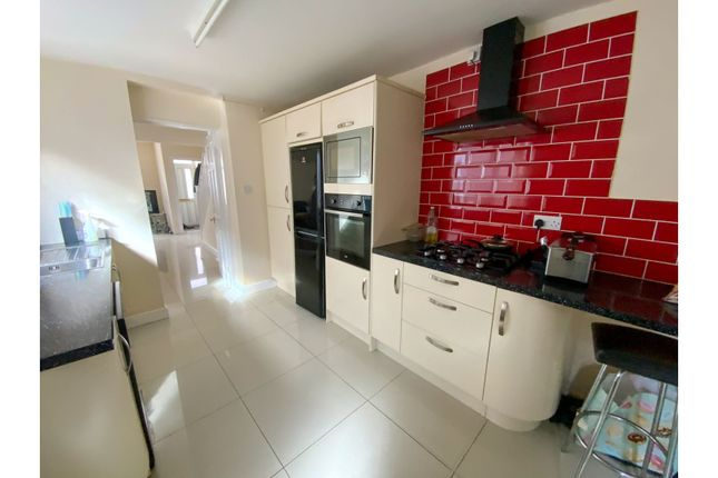 Thumbnail Terraced house for sale in Valley Road, Ebbw Vale
