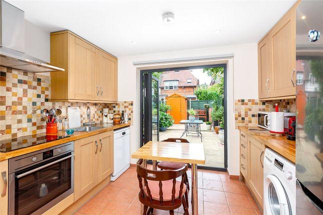 Kitchen of Erconwald Street, London W12