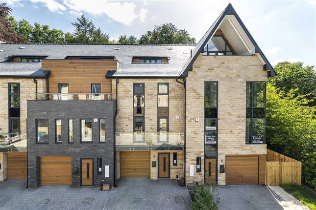 Thumbnail Town house for sale in Craiglands Gardens, Ilkley, West Yorkshire