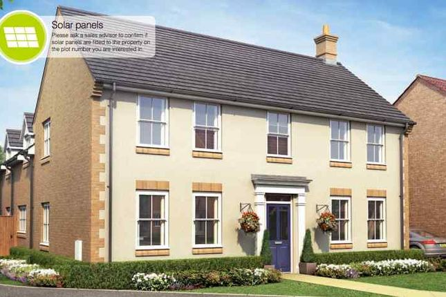 Thumbnail Detached house for sale in Swinderby Road, Collingham, Newark