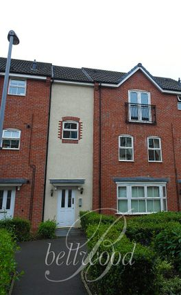 Thumbnail Flat to rent in Archers Walk, Stoke On Trent, Staffordshire