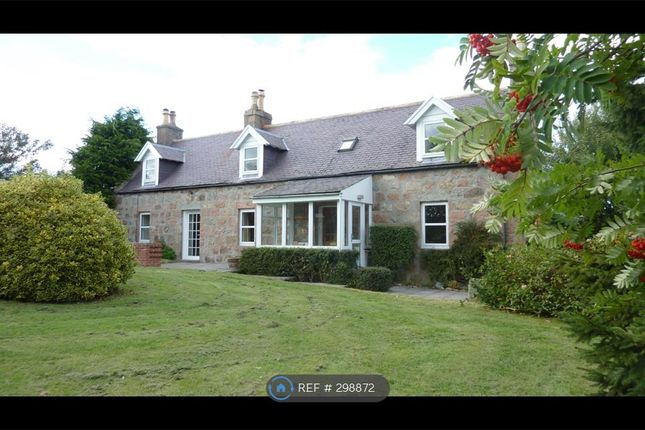 Thumbnail Detached house to rent in Lumphanan, Aberdeenshire