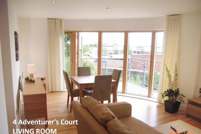 Thumbnail Flat to rent in Adventurers Court, Pond Garth, York