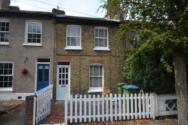 Thumbnail Flat to rent in Couthurst Road, London