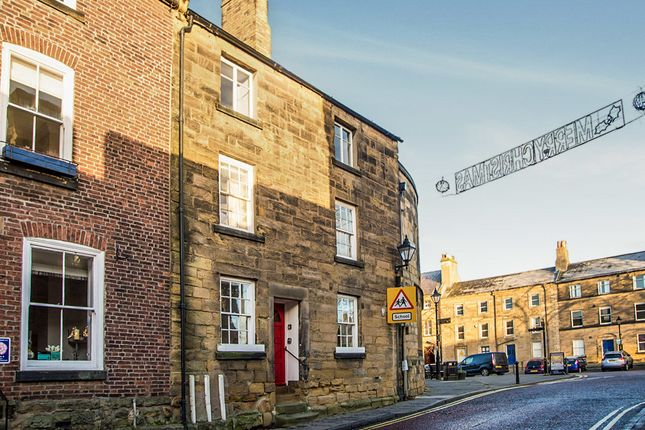 Thumbnail Flat for sale in Bailiffgate, Alnwick