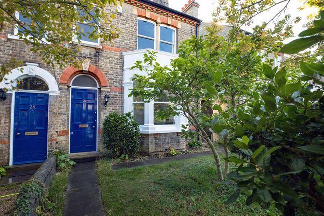 Thumbnail Semi-detached house to rent in Victoria Park, Cambridge