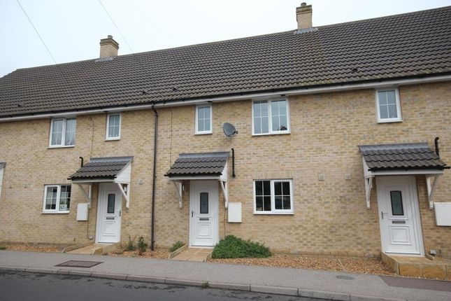 Thumbnail Terraced house for sale in Victoria Street, Littleport, Ely