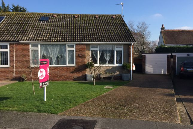 Semi-detached bungalow for sale in Springfield Close, Westham