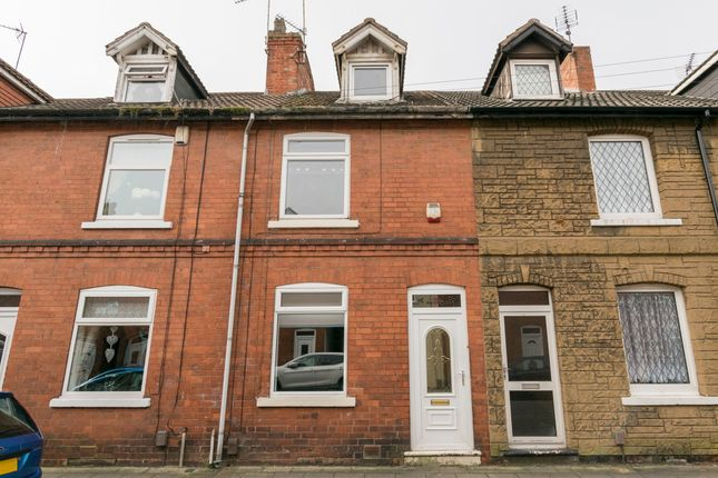Thumbnail Terraced house to rent in Bentinck, Sutton-In-Ashfield