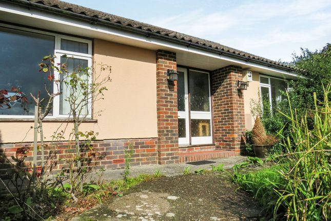 Thumbnail Detached bungalow for sale in The Jordans, East Grinstead