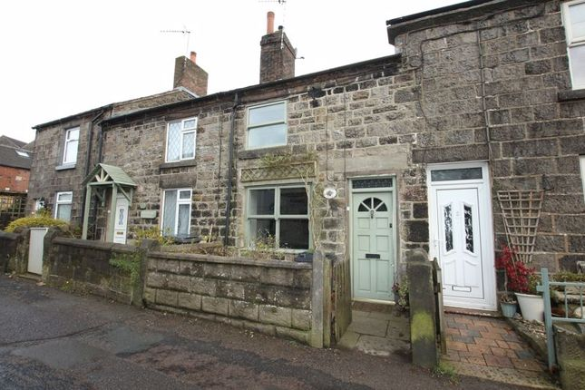 Thumbnail Terraced house to rent in High Street, Mow Cop, Stoke-On-Trent