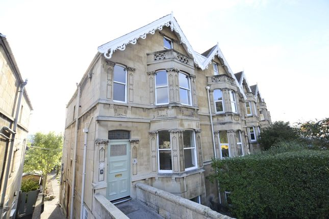Front Elevation of Top Floor Flat, 9 Newbridge Road, Bath, Somerset BA1