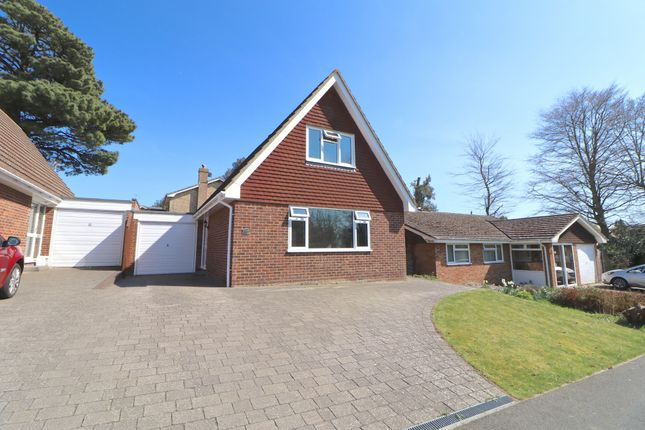 Thumbnail Bungalow for sale in Deerswood Lane, Bexhill-On-Sea, East Sussex