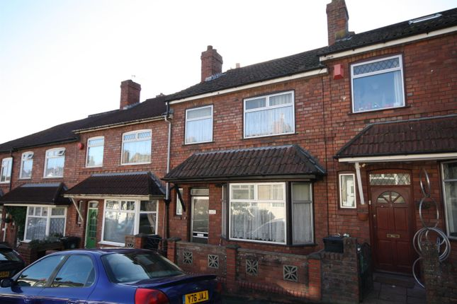 Thumbnail Terraced house to rent in Caen Road, Victoria Park, Bristol